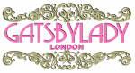 Logo for Gatsbylady London