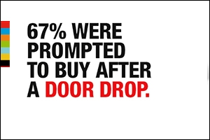 Door drops statistic