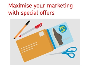 Special offers from MarketReach